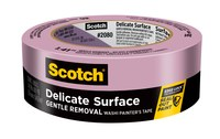 3M Scotch 2080 Delicate Surface Cinta de pintor/enmascarar Morada - 0.7 in Ancho x 60 yd Longitud - 80988