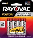 Rayovac Fusion 815 Estándar Batería - Desechables Alcalino AA