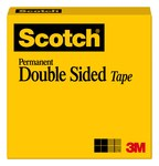 3M Scotch 665 Cinta de oficina Transparente - 1/2 pulg. Ancho x 1296 pulg. Longitud - 3 mil Grosor - 07339