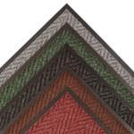 Notrax Arrow Trax 118 Carbón Interior Hilo mezclado Alfombra de entrada tipo carpeta - Ancho 3 pies - Longitud 2 pies - 118 2 X 3 CH