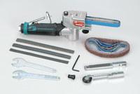Dynabrade Mini Dynafile II 15006 Kit de herramientas de banda abrasiva - 11-3/4 in (298) Longitud