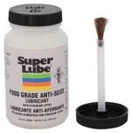Super Lube Lubricante antiadherente - 8 oz Botella cepillo - Grado alimenticio - 48008