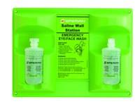 Sperian Eyesaline Estación de lavado de ojos montada - Montaje en pared - Montaje en pared - 32-000465-0000