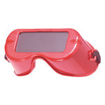 Jackson Safety V100 WR Policarbonato Gafas de soldadura estándar - Sin ventilación - 024886-05456
