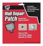 Dap Metalizado/Blanco Parche para reparación - 6 x 6 in Tamaño del parche - 09146