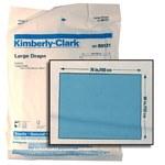 Kimberly-Clark Estéril Grande Paño para examinación - Longitud 76 pulg. - Altura 60 pulg. - 036000-89121