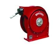 Reelcraft Industries Serie 5000 30 pies Rojo Acero Carrete de manguera - longitud total 16.5 pulg. - Ancho 6 pulg. - Altura 17.5 pulg. - 00020