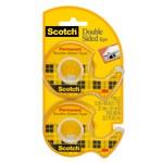 3M Scotch 137DM-2 Cinta de oficina - 1/2 in Ancho x 400 in Longitud - 52359