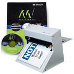 Brady Markware 20711 Frío Kit de Laminado, laminador y software