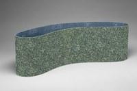 3M Scotch-Brite No tejido Carburo de silicio Banda de lija - 6 pulg. ancho x 48 pulg. longitud - 93238