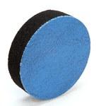 3M Finesse-It Mediano Almohadilla de respaldo para disco de lijado - Accesorio PSA - Diámetro 1 1/4 pulg. - 50198
