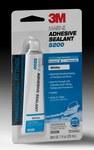 3M Marino 5200 Adhesivo/sellador Blanco Pasta 1 oz Tubo - 05206