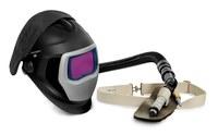 3M Speedglas 25-5702-30W Casco Respirador para soldadura - Montado en cinturón - Montado en cinturón - 051131-49829