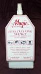 Magic La niebla se ha ido Estación de limpieza de lentes - 760 Pañuelos - Antiempañante - PL800FBG