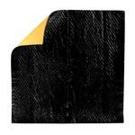 3M 08840 Negro y amarillo - 500 mm Anchura x 500 mm Longitud x 1/16 in Grosor - Almohadillas de amortiguación de sonido - 134375-38543