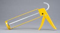 White Lightning Dripless SH200 1 parte Pistola de calafateo - Compatible 10 oz Cartucho - Manual - 01210
