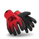 Hexarmesesr 9000 Negro/Gris/Rojo/Blanco 9 Superfabric Guantes resistentes a cortes - 9011 SZ 9