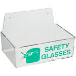 Brady Dispensador de lentes de seguridad 45234 - Ancho 9 in - Altura 3 in - 754476-45234