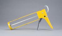 White Lightning Dripless SH111 1 parte Pistola de calafateo - Compatible 10 oz Cartucho - Manual - 01215