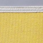 Wilson Amarillo Fibra de vidrio 24 oz Rollo de tela para soldadura - Ancho 40 pulg. - Longitud 50 yd - 036000-36171