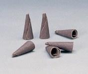 Standard Abrasives 708559 Óxido de aluminio Punta abrasiva de cono - 1 pulg. longitud - 41532