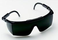 3M Nassau 14460-00000-20 Policarbonato Gafas para soldadura lente Tono 5.0 - Medio marco - 078371-62275