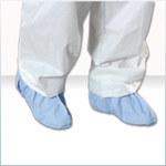 Alpha Pro Tech Critical Cover AquaTrak Azul Universal Cubrecalzados desechables - ALPHA PRO SH-91182-B UNV