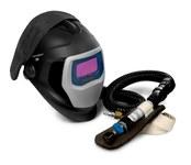 3M Speedglas 25-5802-10SW Casco Respirador para soldadura - Montado en cinturón - Montado en cinturón - 051131-49830