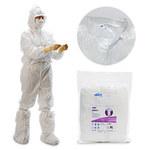 Kimberly-Clark Kimtech Pure A5 Blanco Universal Cubrebotas para quirófano desechables - 036000-88850