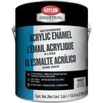 Krylon industrial Coatings Blanco Revestimiento protector contra la corrosión - Líquido 1 gal Lata - 03767