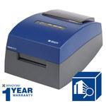Brady BradyJet J2000 J2000-BWSSFID Impresora de etiquetas de escritorio - Max Ancho de etiqueta adhesiva 4 pulg. - 61404