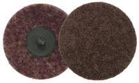 Weiler No tejido Óxido de aluminio Disco de cambio rápido - Diámetro 2 pulg. - 51531