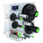 Brady Bradyprinter A8500-34L 100 to 240 V @ 50 to 60 Hz Aplicadores de la impresora - Ancho 7.87 pulg - Altura 15.75 pulg - Longitud 15.75 pulg - 100 to 240 V @ 50 to 60 Hz - 55597