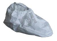 Epic Blanco Universal Cubrecalzado para quirófano - Suela Vinilo - Longitud de Suela 15 pulg. - 51658