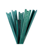 Brady Acero Postes de montaje para señalamientos Verde - 6 pies Longitud x 6 pies Altura - 95047