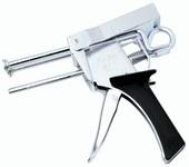 3M Automix 08191 2 piezas Pistola aplicadora - Compatible 2 oz Cartuchos Duo-pack 08641 y 08701 - Manual - Proporción de mezcla 1:1