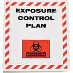 Brady Carpeta para entrenamiento de respuesta a emergencias 45299 - Inglés - 754476-45299