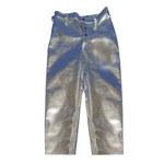 Chicago Protective Apparel Grande Rayón aluminizado Pantalones resistentes al fuego - 606-ARH LG