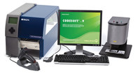 Brady PR 600+ BP-UID-6X-CR3-SV Kit de impresora y software DoD UID - 90014