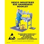 Desco industries Material de entrenamiento sobre instalaciones - Tema Conciencia de EDS - SCS 770039