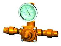 Justrite Válvula mezcladora termostática - 697841-19205