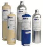 RAE Systems Verde Gas de calibración - Diámetro Interior 5/8-18 UNF - 610-0005-000
