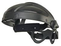 Uvex Turboshield Casco con careta - Ajuste Trinquete - 603390-12980