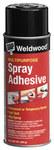 Dap Weldwood Adhesivo en aerosol Transparente Aerosol 16 oz Lata de aerosol - 00118 - Peso neto 455 g