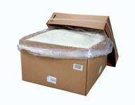 3M 3792 B Adhesivo de fusión en caliente Transparente Gránulos - Diá 1/2 pulg. - 49097