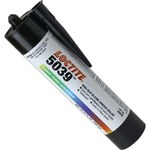 Loctite 5039 Sellador de silicona Transparente Pasta 300 ml Cartucho - 40438