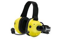 Sonetics Amarillo Auriculares de comunicación - APX377-BH