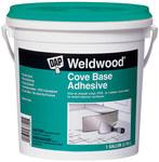 Dap Adhesivo de construcción Blanco Pasta 1 qt Cubo - 25053