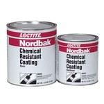 Loctite Nordbak 87326 Gris Revestimiento resistente a productos químicos - Líquido 12 lb Kit - 2.3:1 relación de mezcla - 96092, IDH: 209816