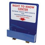 Brady Tablero RTK de capacitación de bloqueo/etiquetado - Título de capacitación = Centro de Derecho a saber - 754476-50179